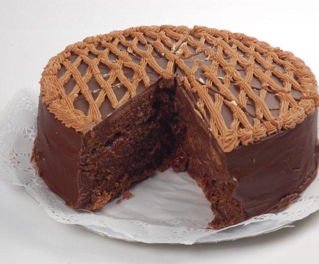 Torta Bizcocho Trufa
