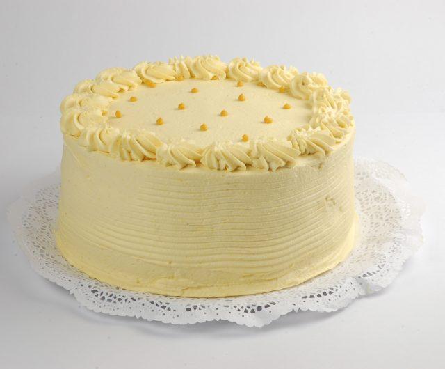 Torta Merengue Lúcuma