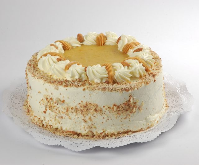 Torta Pompadour